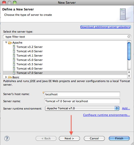 Manually Configure ICEmobile and JSF